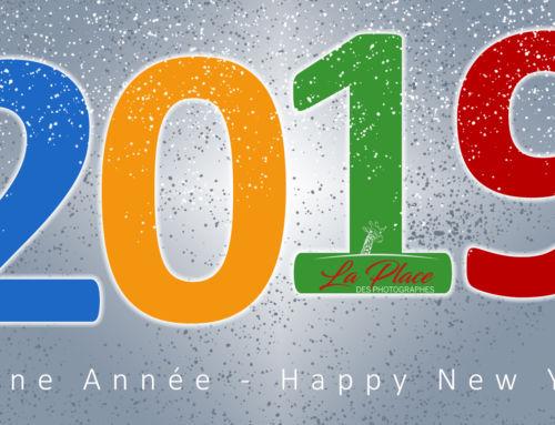 Nos meilleurs vœux pour 2019