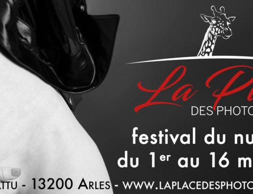 """Appel à auteurs pour le festival du nu """"Off"""" à Arles"""