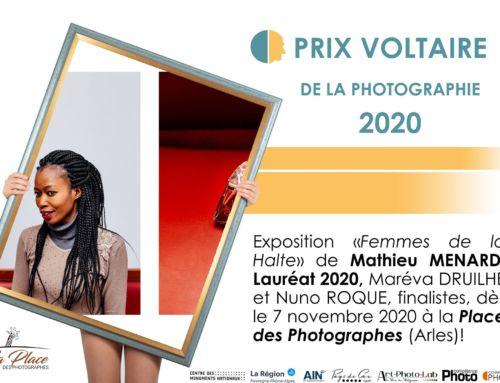 Prix Voltaire 2020