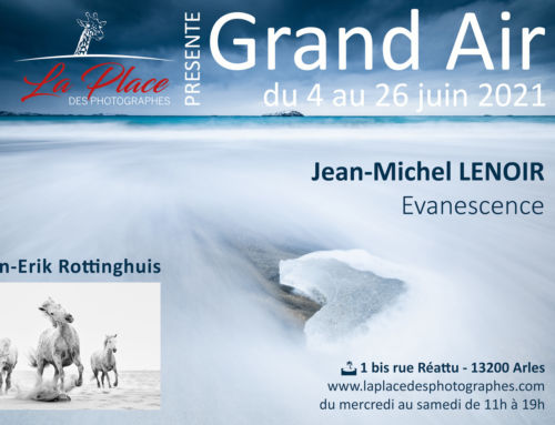 "La Place en mode ""Grand Air"""